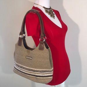 Rosetti Beautiful Crocheted Handbag
